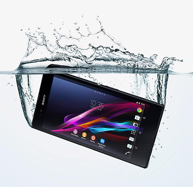 Sony Xperia Z Ultra at werd.com