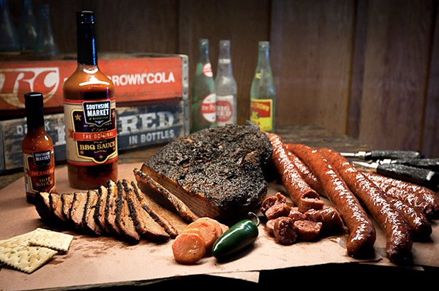Delivery from Southside Market: the Oldest BBQ Joint in Texas at werd.com