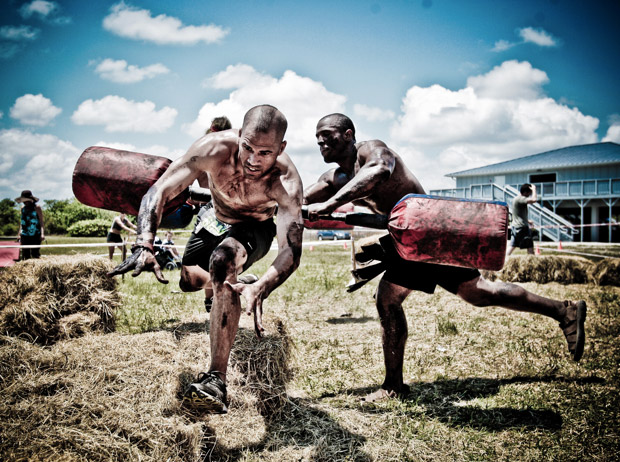 Spartan Race Series at werd.com