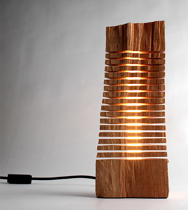 Split Grain Sculpture & Lighting at werd.com