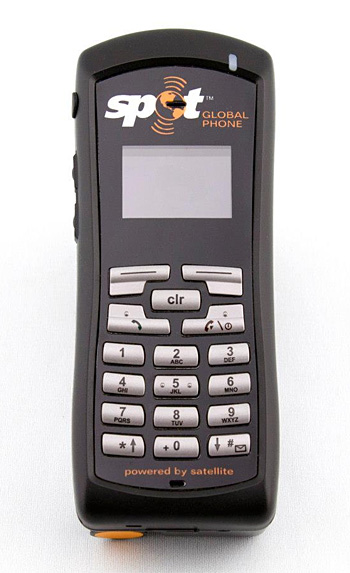 Spot Global Phone at werd.com