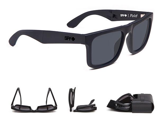 SPY Optic Fold Sunglasses at werd.com