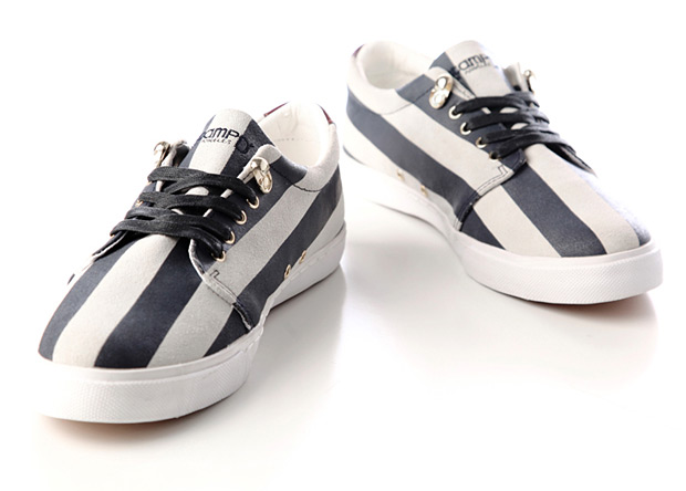 Striped Low by StampD' LA at werd.com