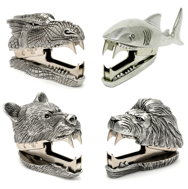 Jac Zagoory's Staple Removers at werd.com