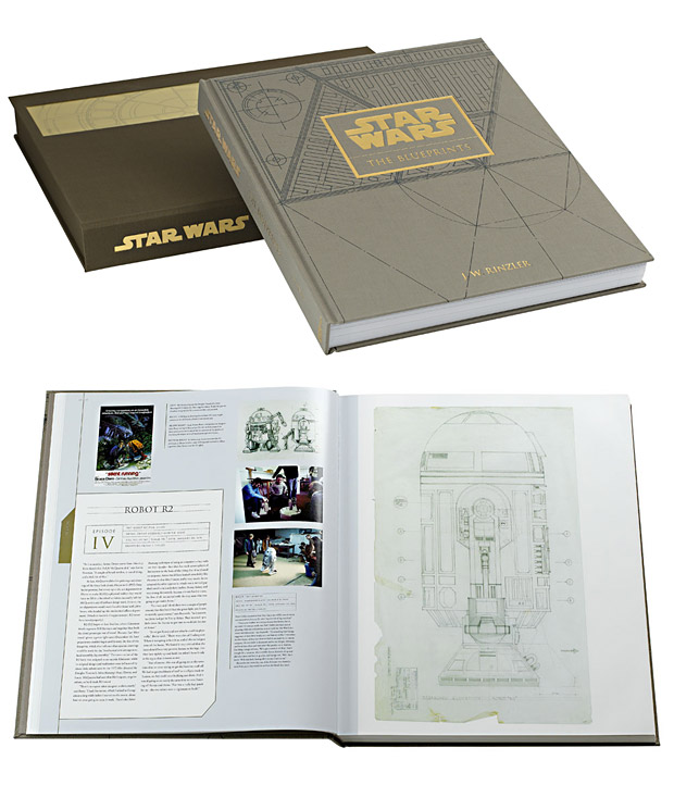 Star Wars: The Blueprints at werd.com