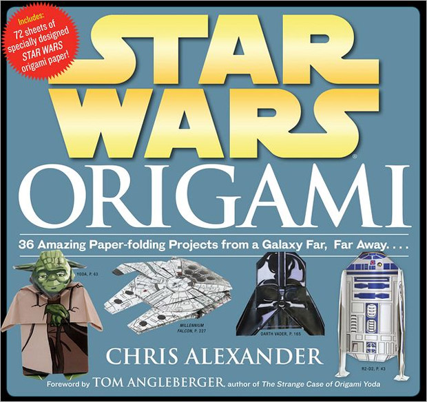 Star Wars Origami at werd.com