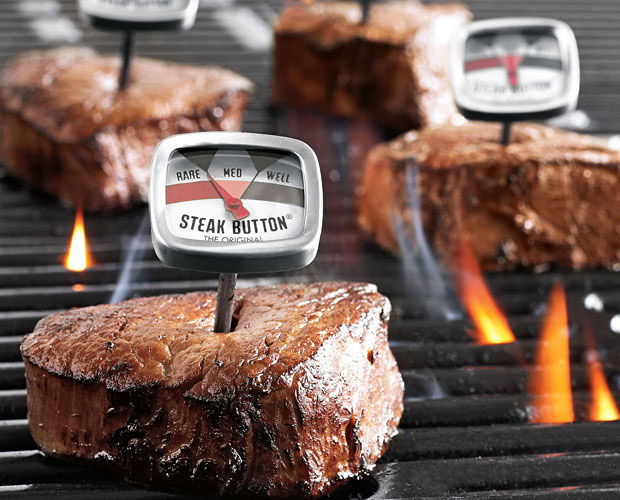 Steak Button Thermometer Set at werd.com