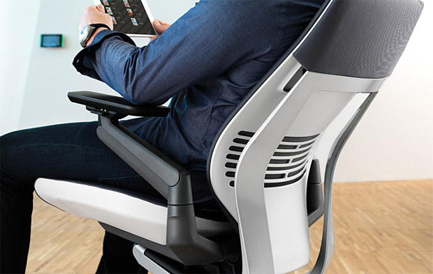 Steelcase Gesture at werd.com