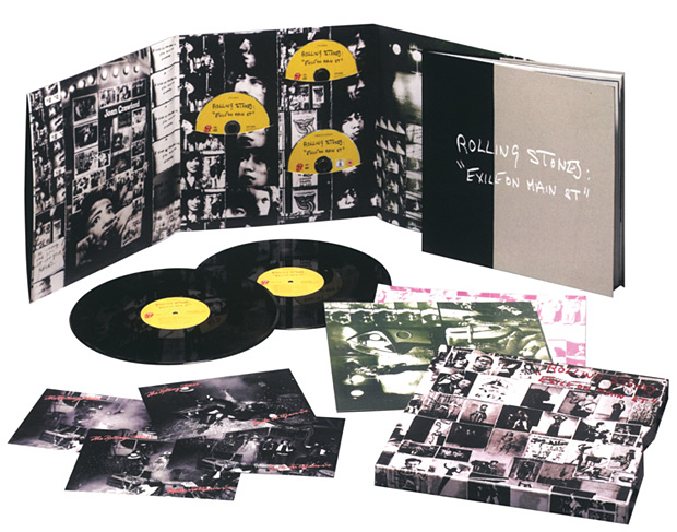 Exile On Main St. (Super Deluxe Reissue) by The Rolling Stones at werd.com
