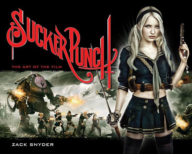 Sucker Punch: The Art of the Film at werd.com
