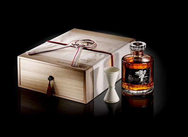 Suntory Whisky Box at werd.com