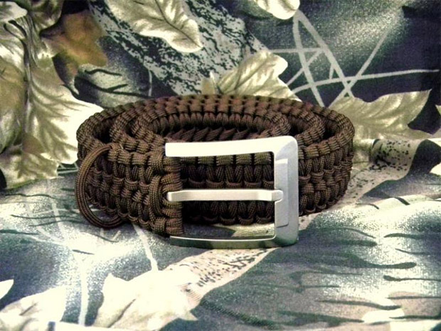 Survival Belt at werd.com