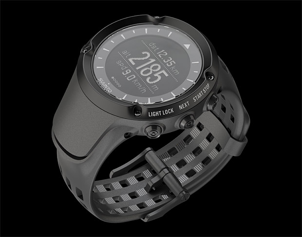 Suunto AMBIT at werd.com
