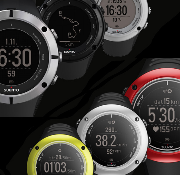 Suunto Ambit2 at werd.com