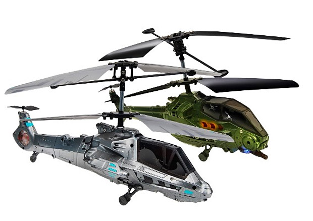 Swann Sky Duel Helicopters at werd.com