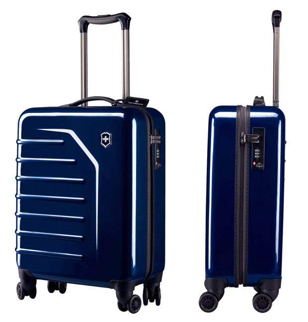 Swiss Army Spectra Carry-On at werd.com