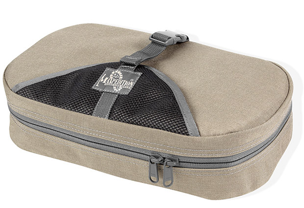 Tactical Toiletry Bag at werd.com