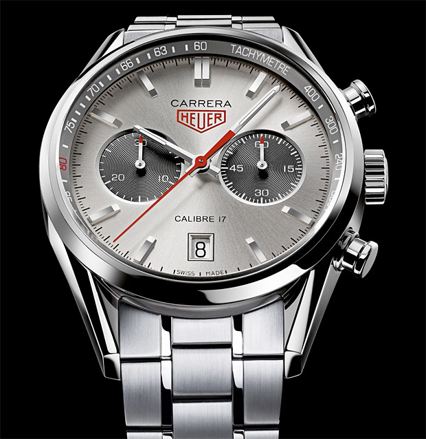 TAG Heuer Carrera Jack Heuer 80th Birthday Watch at werd.com