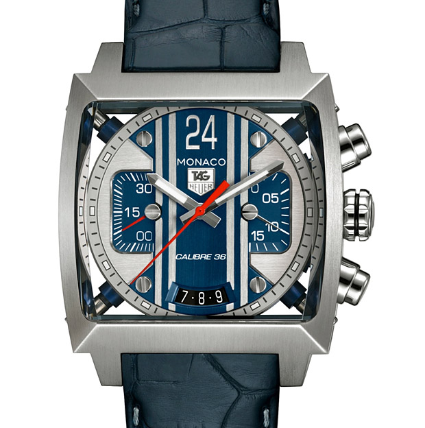 2011 TAG Heuer Monaco McQueen Editions at werd.com