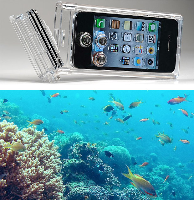 Tat7 iPhone Scuba Case at werd.com