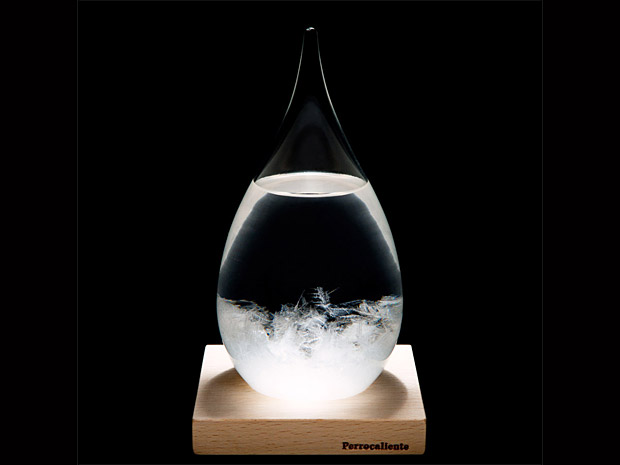 Tempo Drop Storm Glass at werd.com