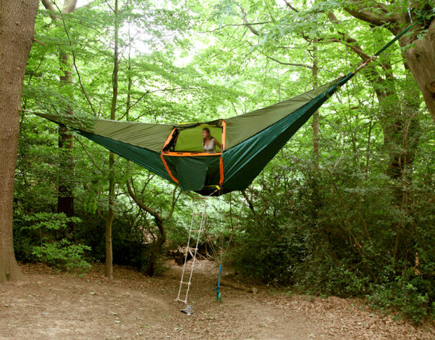 Tentsile Tent at werd.com