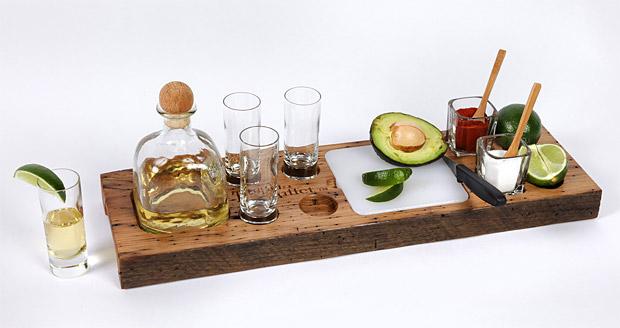 Tequila Buffett at werd.com