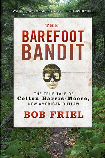 The Barefoot Bandit at werd.com