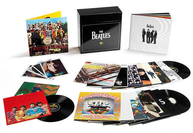 The Beatles Stereo Vinyl Box Set at werd.com