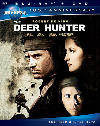 The Deer Hunter Blu-ray at werd.com