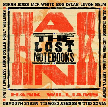 The Lost Notebooks of Hank Williams at werd.com
