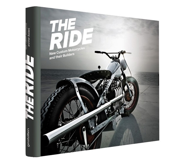The Ride: New Custom Motorcycles and their Builders at werd.com