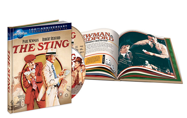 The Sting Collector&#8217;s Series Blu-ray at werd.com