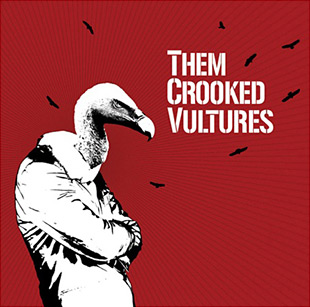 Them Crooked Vultures at werd.com