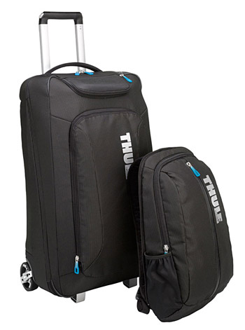 Thule TCRU-2 Luggage With Detachable Pack at werd.com