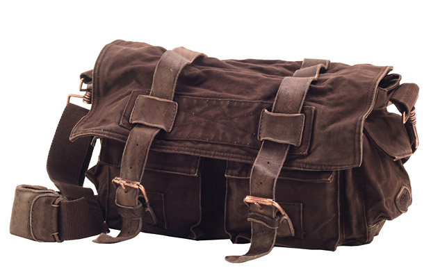 Timberland Canvas Field Bag at werd.com