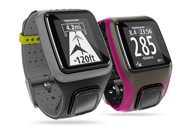 TomTom GPS Sport Watches at werd.com
