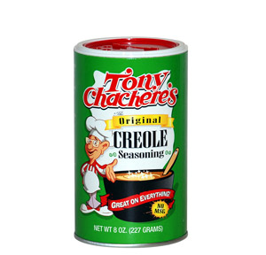 Tony Chacheres Original Creole Seasoning