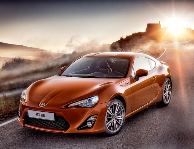 Toyota GT 86 at werd.com