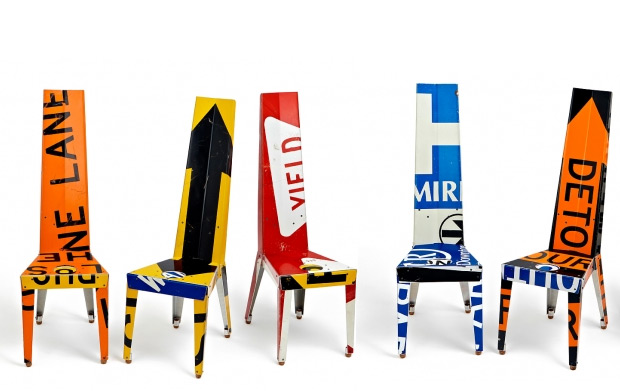 Transit Chairs by Boris Bally at werd.com