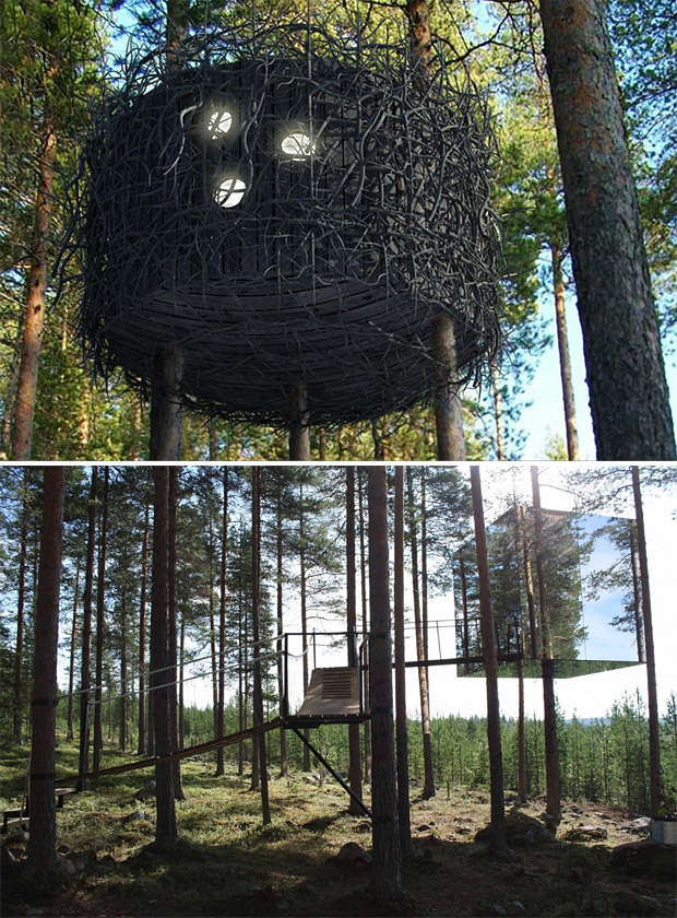 Treehotel at werd.com