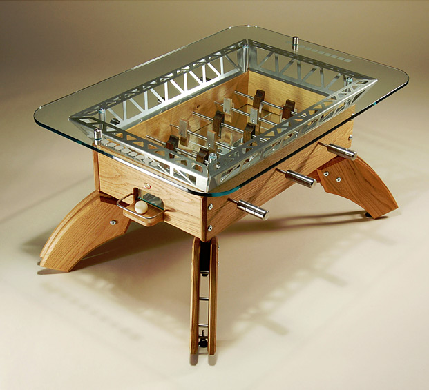 Offside Football Coffee Table at werd.com