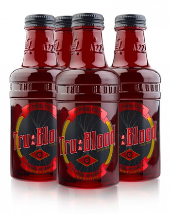 Tru-Blood Beverage at werd.com