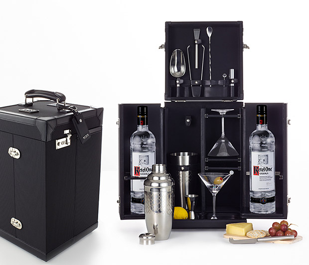Tumi Mixology at werd.com