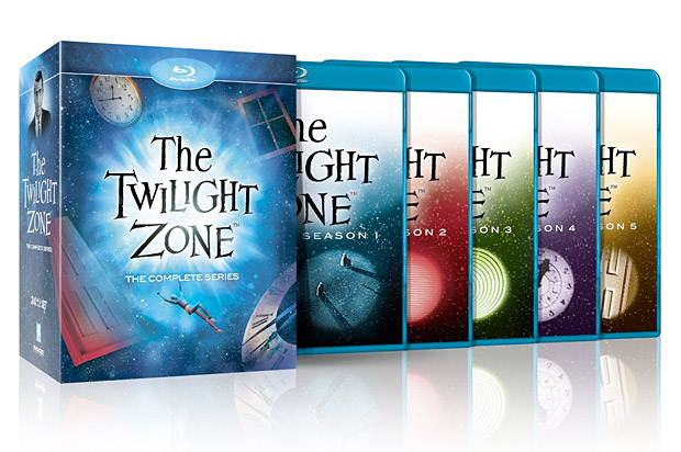 The Twilight Zone: The Complete Series Blu-ray at werd.com