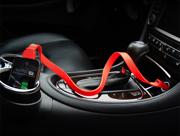 Tylt Band Car Charger at werd.com