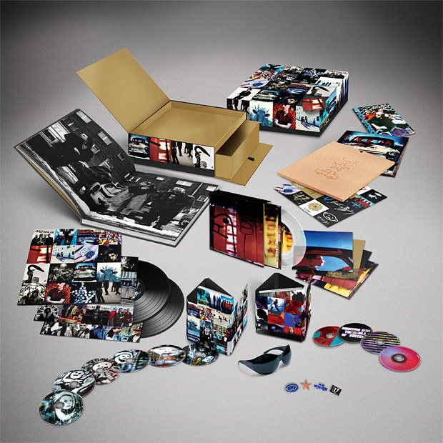 U2: Achtung Baby 20th Anniversary Box Set at werd.com