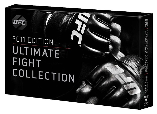 UFC: Ultimate Fight Collection 2011 at werd.com