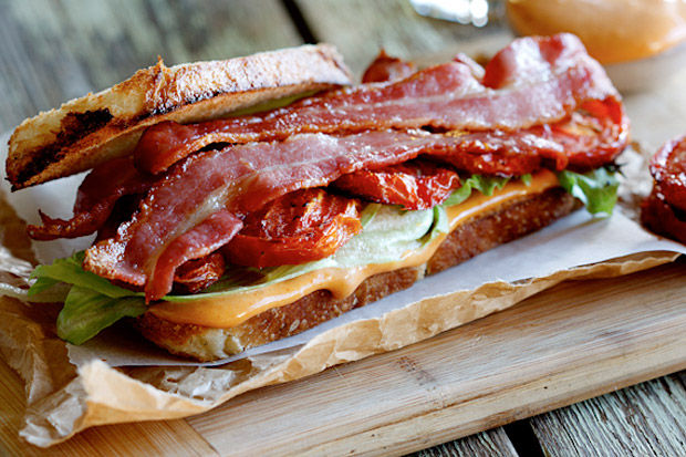 The Ultimate BLT Sandwich at werd.com