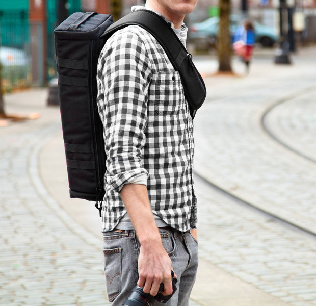 Urban Quiver Camera Bag at werd.com